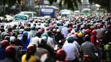 Đến Bộ Tài chính kiến nghị bỏ thu phí xe máy