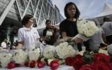 Thái Lan làm lễ cầu siêu cho các nạn nhân vụ nổ bom ở Bangkok