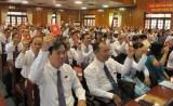 Long An: Khai mạc Đại hội Đại biểu Đảng bộ Khối Các cơ quan tỉnh lần thứ X
