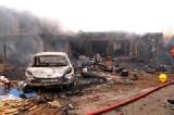 Bé gái đánh bom liều chết làm hơn 30 người thương vong ở Nigeria