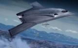 Mỹ công bố mẫu máy bay ném bom thế hệ mới B-3