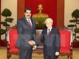 Việt Nam-Venezuela nâng cao tính hiệu quả của hoạt động hợp tác