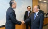 Chủ tịch Quốc hội gặp Chủ tịch Ngân hàng Thế giới
