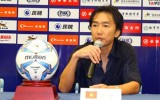 HLV Miura cảm ơn CĐV khi Việt Nam đánh bại Đài Loan (Trung Quốc)