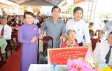 Hơn 80 tỉ đồng cho hoạt động Về nguồn tại xã Bình Thành, huyện Đức Huệ