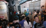Vụ nổ tại Hà Nội: mìn tự chế được gài phía trong cửa