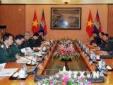 Làm sâu sắc hơn quan hệ giữa quân đội Việt Nam và Campuchia