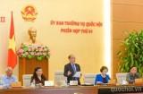 """Kỳ họp thứ 10 Quốc hội: """"Không ép thời gian để đảm bảo chất lượng"""""""