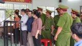 Xét xử vụ án chống người thi hành công vụ trong dự án đê bao huyện Thạnh Hóa