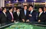 Thủ tướng phát lệnh khởi công dự án VSIP tại Nghệ An