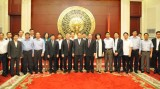 Phó Thủ tướng thăm Đại sứ quán Việt Nam tại Trung Quốc