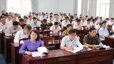 Tổng kết 4 năm thực hiện Nghị quyết Trung ương 4 (khóa XI) và tổng kết Đại hội Đảng bộ cấp trên cơ sở