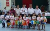 Quỹ bảo trợ trẻ em tỉnh Long An: Tặng quà trung thu cho trẻ em nghèo