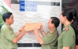 Trường Đại học An ninh nhân dân trao nhà Nhân ái