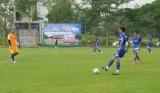 Cúp bóng đá Báo Long An - Mừng ngày Doanh nhân VN bước vào thi đấu ngày đầu tiên