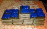 Phá án ma túy tại Lào, thu 18 bánh heroin