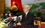 Toàn văn bài phát biểu của Tổng Bí thư tại Đại hội Đảng bộ Quân đội