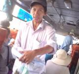 Văn hóa ứng xử khi đi xe buýt