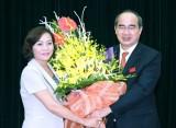 Nữ Bí thư tỉnh ủy Ninh Bình tái đắc cử