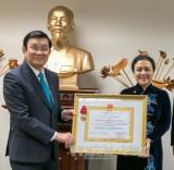 Chủ tịch nước trao Huân chương Lao động cho phái đoàn Việt Nam tại LHQ