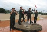 Xây dựng nền quốc phòng toàn dân vững mạnh, khu vực phòng thủ vững chắc