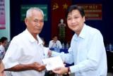 Cần Đước tổ chức Về nguồn tại xã Tân Chánh