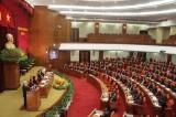 Hôm nay (11/10), bế mạc Hội nghị Trung ương lần thứ 12