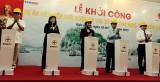 Khởi công Dự án cấp điện lưới quốc gia cho xã đảo Hòn Nghệ, Kiên Giang
