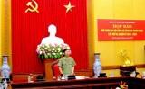 369 đại biểu sẽ dự Đại hội Đảng Bộ Công an Trung ương lần thứ VI