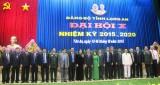 Long trọng khai mạc Đại hội đại biểu Đảng bộ tỉnh Long An lần thứ X, nhiệm kỳ 2015-2020