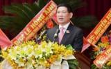 Ông Hồ Đức Phớc tái đắc cử Bí thư Tỉnh ủy Nghệ An nhiệm kỳ 2015-2020