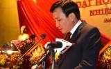 Ông Trần Văn Sơn được bầu làm Bí thư Tỉnh ủy Điện Biên khóa XIII