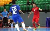 Thua đậm Thái Lan, Futsal Việt Nam quyết tâm đánh bại Malaysia