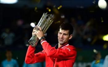 Djokovic dễ dàng vô địch Thượng Hải Masters