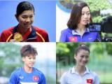 """Bốn """"bóng hồng"""" đã làm rạng danh thể thao Việt Nam"""