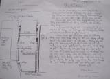 Vụ tranh chấp đất đai giữa hai hộ dân ở thị trấn Cần Giuộc: Cần xác định lại mốc đo vẽ để giải quyết