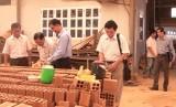 HĐND tỉnh Long An khảo sát tình hình chuyển mục đích sử dụng đất