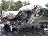 Trong mười tháng có 7.185 người tử vong vì tai nạn giao thông