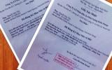 Khởi tố cán bộ Ban Tuyên giáo Tỉnh uỷ Kiên Giang