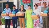 Xã Long An, huyện Cần Giuộc tổ chức Về nguồn