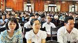 Đảng ủy Khối Các cơ quan tỉnh bồi dưỡng, cập nhật kiến thức cho đảng viên