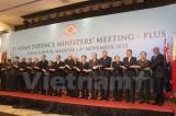 Hội nghị ADMM+ khẳng định tầm quan trọng của DOC và COC