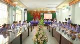 Viện Kiểm sát nhân dân tối cao kiểm tra toàn diện hoạt động tại Viện Kiểm sát nhân dân tỉnh Long An