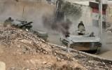 Binh sĩ Syria đập tan âm mưu tấn công của IS, tiêu diệt 58 phiến quân