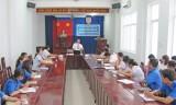 Sở Tư pháp Long An sinh hoạt Ngày Pháp luật Việt Nam