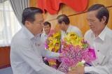 Công bố quyết định nhân sự các ban Đảng Tỉnh ủy Long An