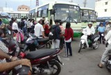 Bến xe Long An cần linh động để phục vụ hành khách