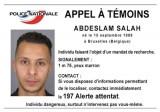 Cảnh sát Pháp công bố bức ảnh nghi can khủng bố đầu tiên