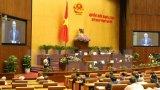 Quốc hội bắt đầu phiên họp chất vấn và trả lời chất vấn