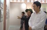 Đoàn cán bộ huyện Xuân Lộc, tỉnh Đồng Nai viếng Khu lưu niệm Luật sư Nguyễn Hữu Thọ